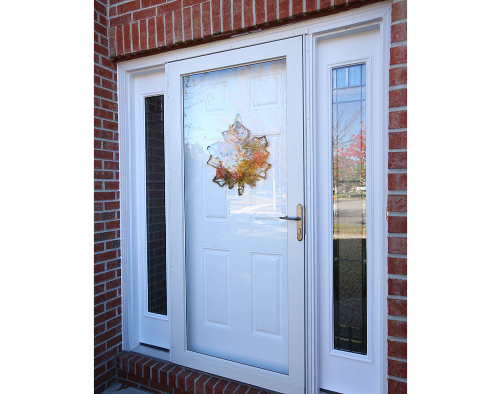 Storm Doors Casco Industries